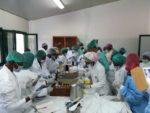 Giovani universitari al nostro laboratorio